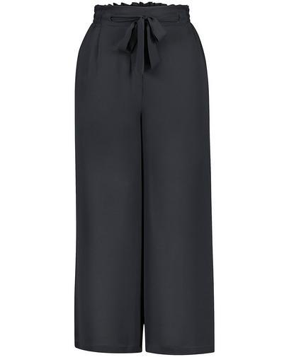 Zwarte culotte